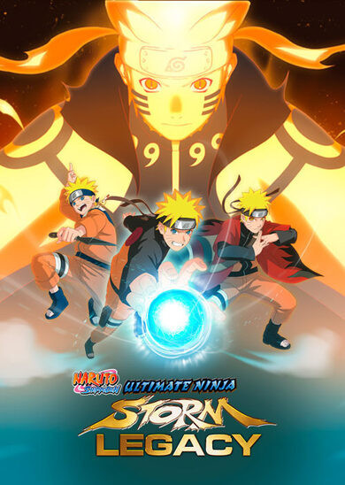 NARUTO SHIPPUDEN Ultimate Ninja STORM Legacy STEAM