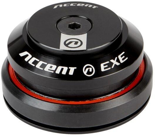 """ACCENT Stery 1 1/8""""-1,5"""" HI-EXE zintegrowane taper łożyska maszynowe, czarne (610-13-010_ACC)"""