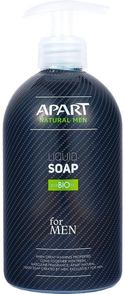 Apart NATURAL Prebiotic kremowe mydło w płynie For Men 500ml