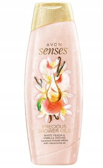 Avon Senses Żel Pod Prysznic Brzoskwinia 250 ML