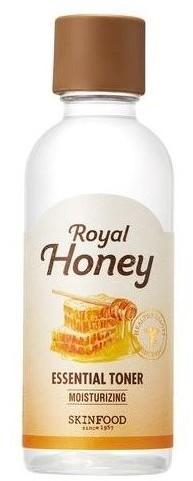 SKINFOOD SKINFOOD Royal Honey essential toner Nawilżający tonik do twarzy 180ml 51224-uniw