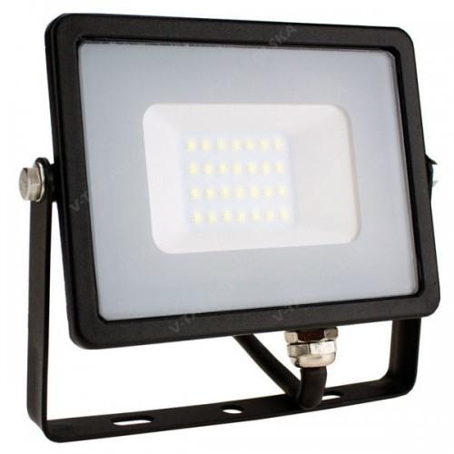 V-TAC Naświetlacz Halogen Reflektor Oprawa 20W SAMSUNG LED V-TAC VT-20-B