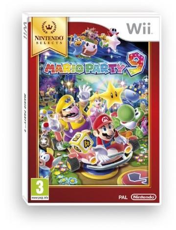 Nintendo Mario Party 9Select ( Wii) [UK z importu] 91715