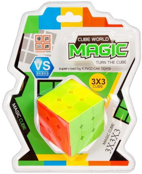 Mega Creative Kostka Magic 17x21x10 Ds-205 B/c 120