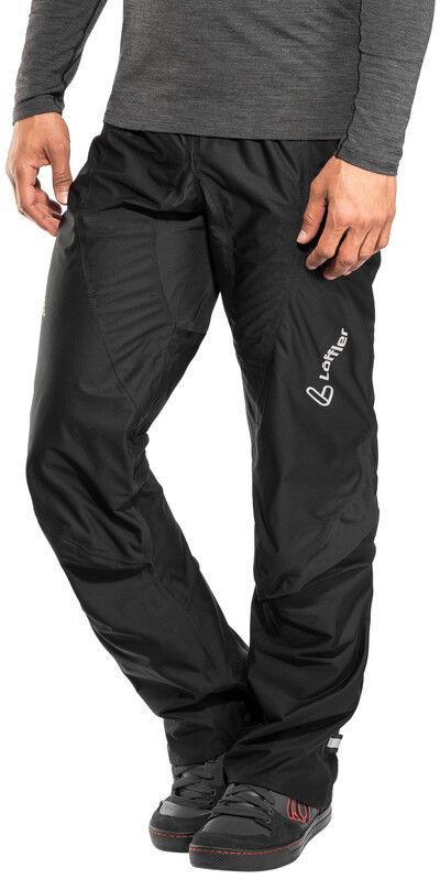Löffler GTX Active Spodnie wierzchnie Mężczyźni, black EU 48 S (Regular) 2020 Spodnie długie 21762-990-48