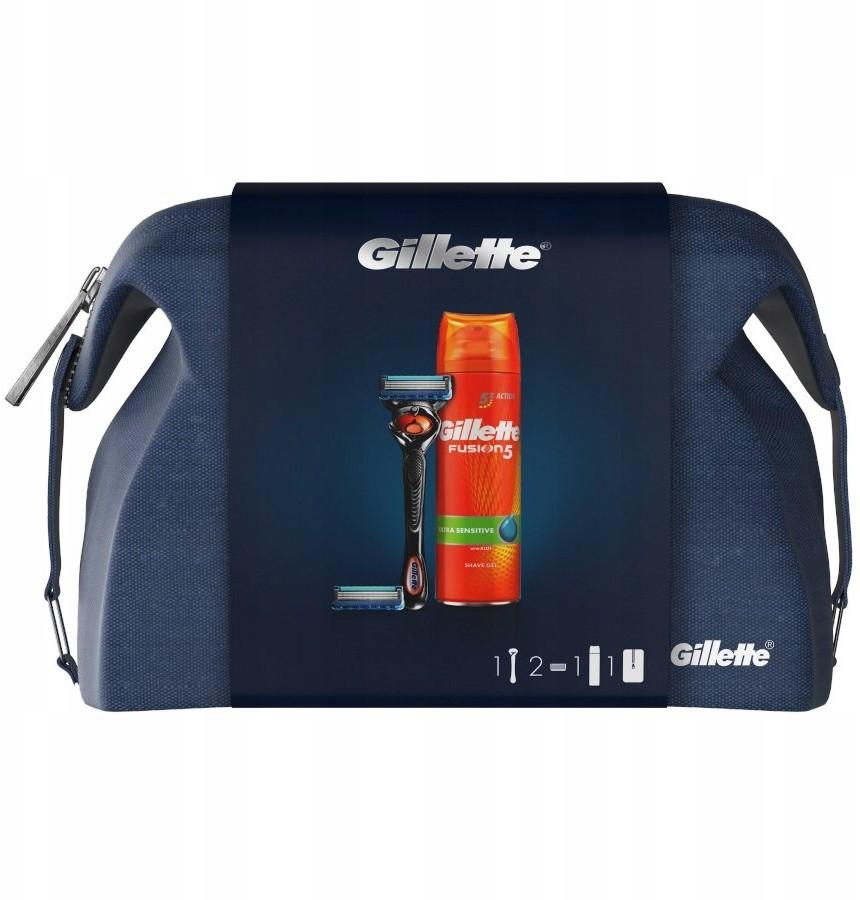 Gillette Zestaw Prezentowy Fusion Proglide