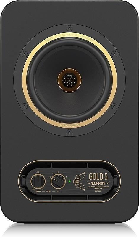 Tannoy Gold 5 Czarno-Złoty