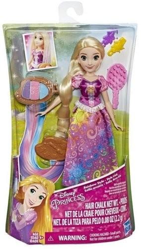 Disney Princess Tęczowa Roszpunka