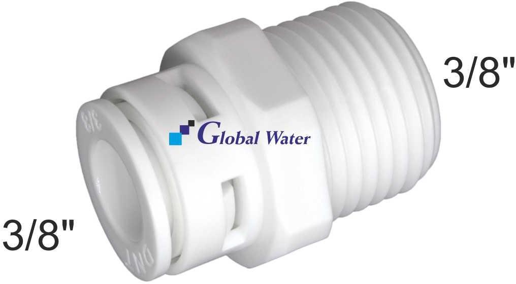 Global Water Złączka ZP38GZ38 AQ-A5MC5-W