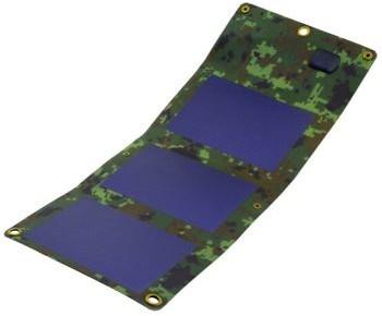 POWERNEED Panel solarny 5W PowerNeed s5W1C wyjście USB 5V 1.1A