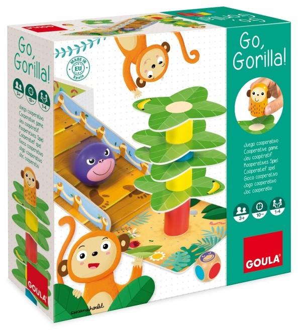 Diset Go Gorilla!