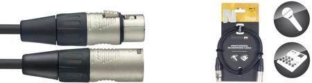 Stagg NMC20R - Kabel mikrofonowy 20m 64240