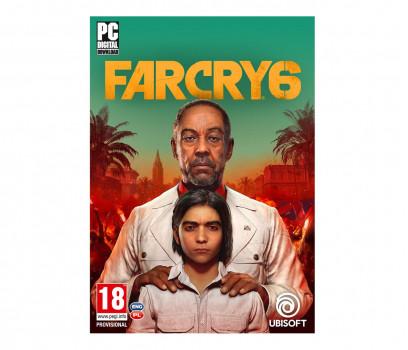 Far Cry 6 (GRA PC)