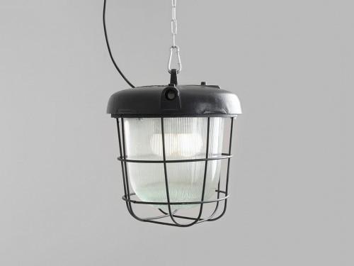 Customform Lampa wisząca MINER (S), czarny LP108MIN-S-02 [11460578]