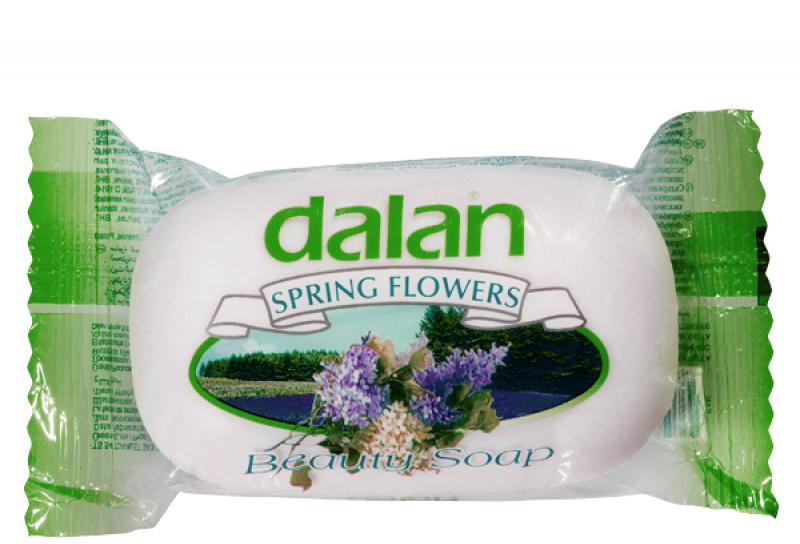 Dalan Beauty Soap - Mydło w kostce - Kwiatowe