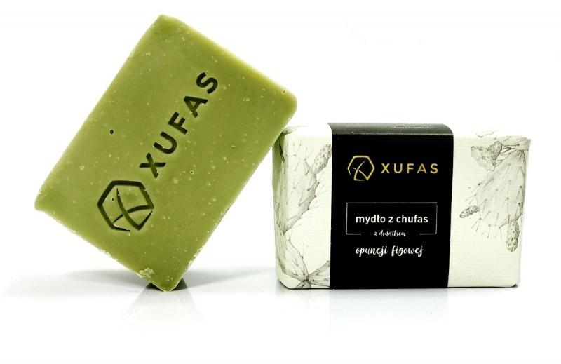 Xufas mydło z Dodatkiem Opuncji Figowej 110g - Xufas 7K_1262