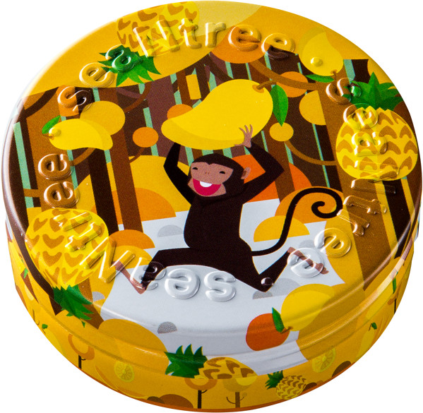 SeaNtree SeaNtree Steam Hand Butter Cream Pineapple Mango Krem do rąk 35g 35557-uniw