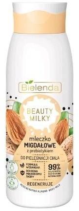 Bielenda Beauty Milky mleczko pod prysznic Migdałowe 400ml 53818-uniw