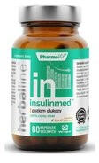 PharmoVit HerbalLine Insulinmed poziom glukozy 60kaps