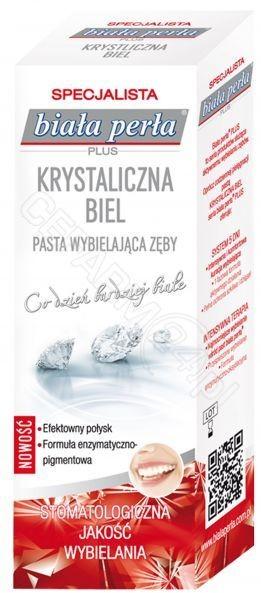 Vitaprodukt Biała Perła krystaliczna biel plus 75 ml 7054773