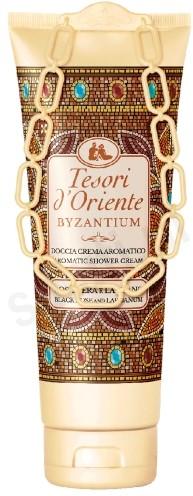Tesori d'Oriente Tesori d'Oriente Bizancjum - żel pod prysznic o zapachu czarnej róży (250 ml) 893C-5459F_20160504175707