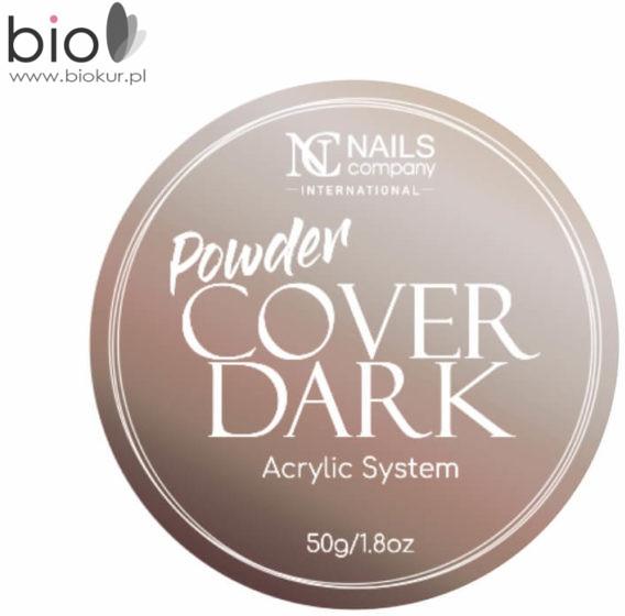 Nails Company Acryl Akryl szybkoschnący Cover Dark 50 g