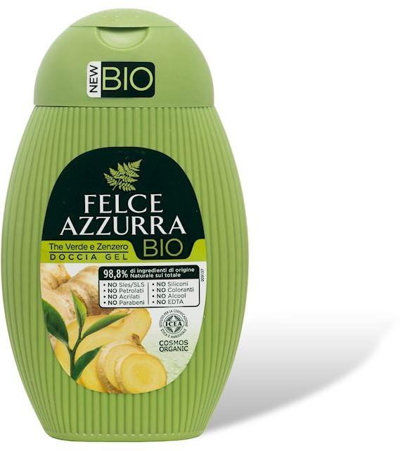 Felce Azzurra (kosmetyki) ŻEL POD PRYSZNIC ZIELONA HERBATA I IMBIR ECO 250 ml -