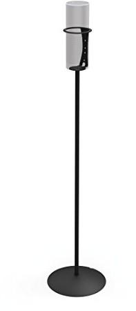 Hama głośnik-Stand (ukryte prowadzenie kabli, podstawka wysokość 102, 4cm, uchwyt, odpowiedni do Amazon Echo) czarna 00181524