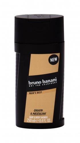 Bruno Banani Man´s Best Hair & Body żel pod prysznic 250ml