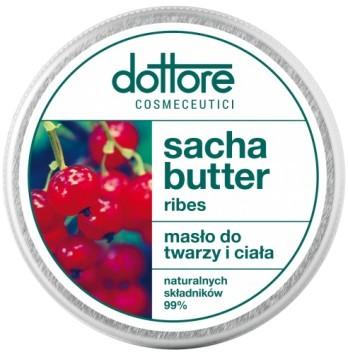 Dottore Sacha Butter Ribes Masło do twarzy i ciała 50 ml PD016