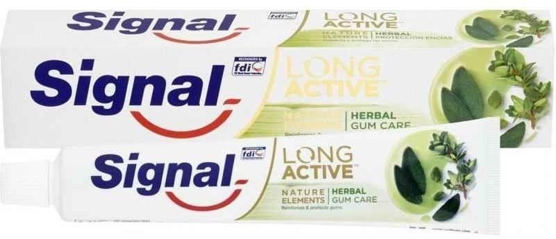 Unilever Long Active Herbal Gum Care pasta do zębów 75ml 85288-uniw
