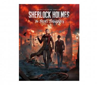 Sherlock Holmes: The Devils Daughter PL STEAM