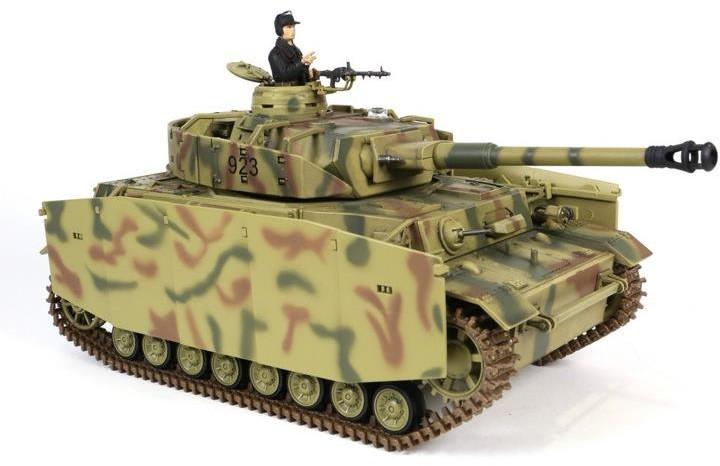 Waltersons Czołg zdalnie sterowany Panzerkampfwagen 1:24