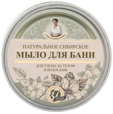 Pierwoje Reszenie Receptury Babci Naturalne czarne mydło syberyjskie - Receptury Babci Naturalne czarne mydło syberyjskie - Receptury Babci