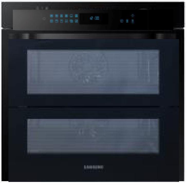 Samsung NV75N7626RB/EO Dual Cook Flex