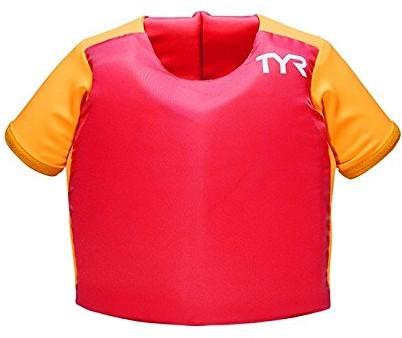 TYR Tyr młodych Kids flotacji Shirt gilet natation apprenti ssage, Rouge, tu LSTSSRTE