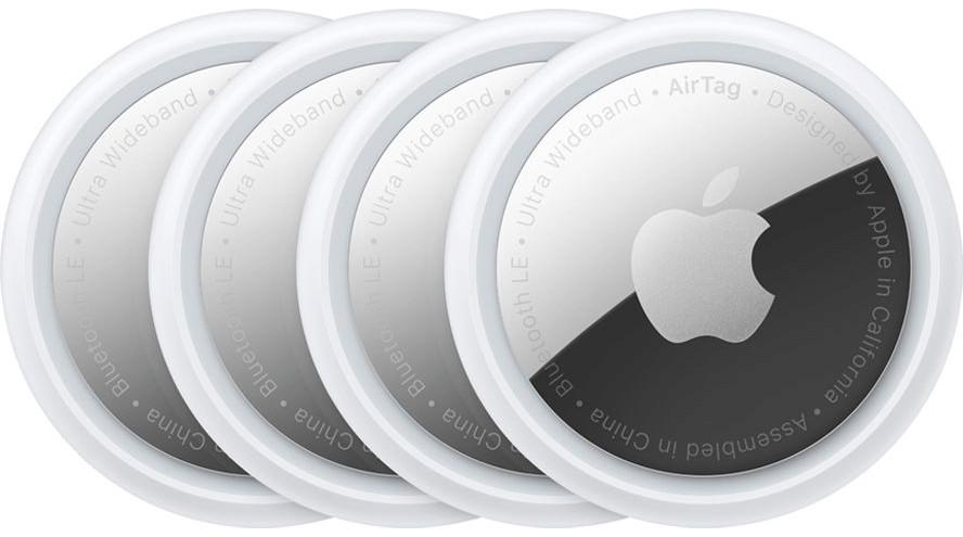 Apple Lokalizator AirTag 4szt   Bezpłatny transport   Raty MX542ZY A