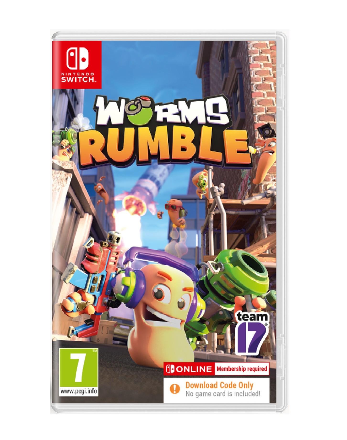 Worms Rumble (GRA NINTENDO SWITCH)