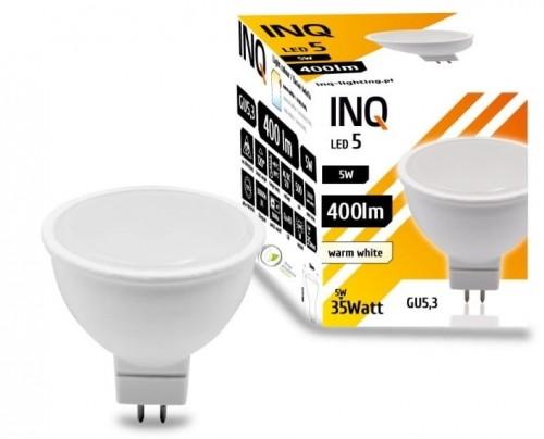 INQ Żarówka LED GU5.3 5W MR16 3000K Lighting LR120WW