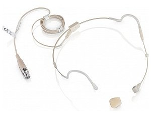 LD Systems WS 100 Series - Headset skin-coloured LDWS100MH3