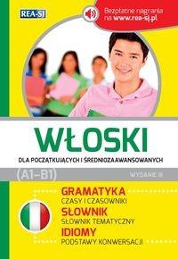 Włoski dla początkujących i średniozawansowanych - Rea