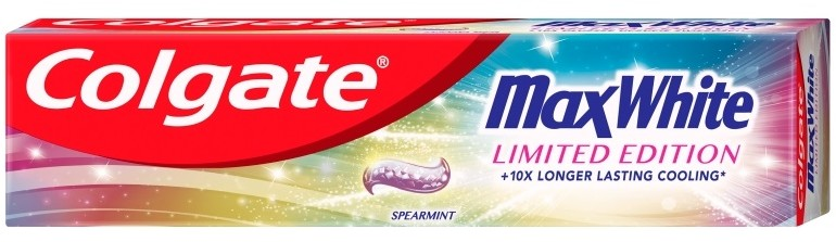 Colgate Palmolive Max White Limited Edition 100ml