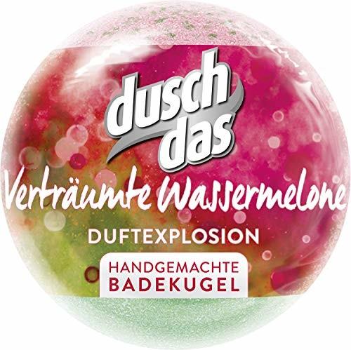 Duschdas kule kąpielowe rozmarzony arbuz, zestaw 8 szt. (8 x 100 g)