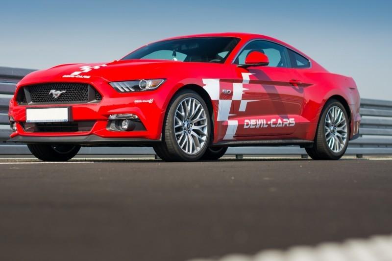 go racing Jazda Mustang GT : Ilość okrążeń - 6, Tor - Tor Poznań karting, Usiądziesz jako - Kierowca