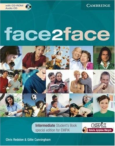 Cambridge University Press face2face Intermediate EMPIK ed. SB Chris Redston, Gillie Cunningham