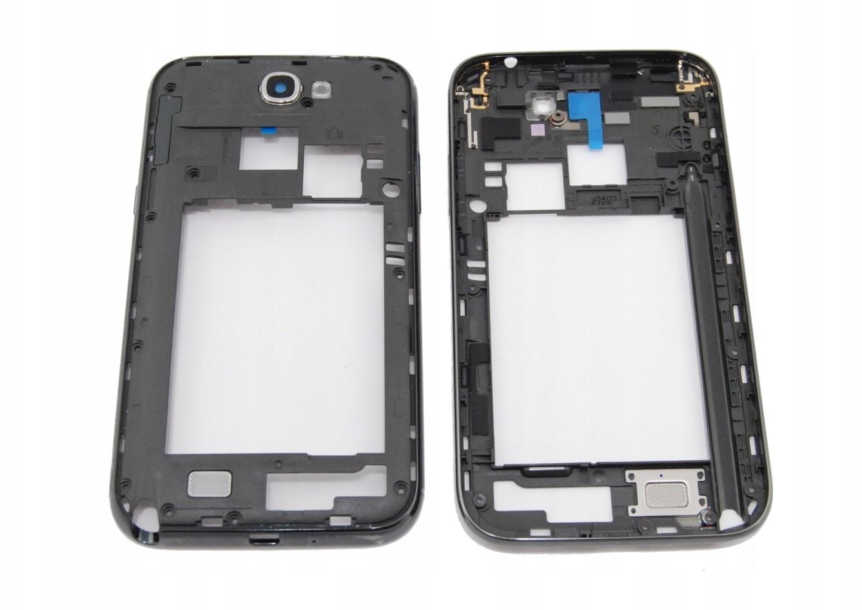 Samsung Obudowa Ramka korpus - Galaxy Note 2 N7100