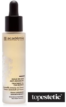 Academie Huile De Soin Anti-Rougeurs Aroma olejek na zaczerwienienia do twarzy 30 ml