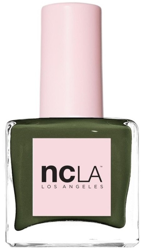 NCLA NCLA CAMO IS NEW BLACK Camo is new black Lakier do paznokci 13.3 ml