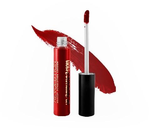 Makeup Revolution Lip Amplification Pomadka do ust w płynie Full Throttle 7ml MAKE UP REVOLUTION