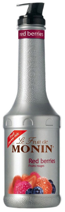 Monin Puree czerwone jagody 1 L 2782-uniw